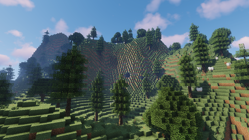 Dynamic Trees Biomes O Plenty Compat Mod Screenshots 13