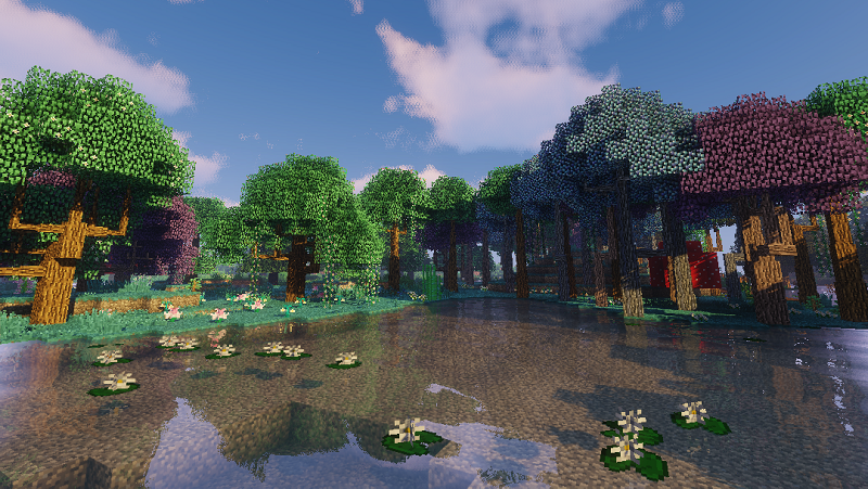 Dynamic Trees Biomes O Plenty Compat Mod Screenshots 14