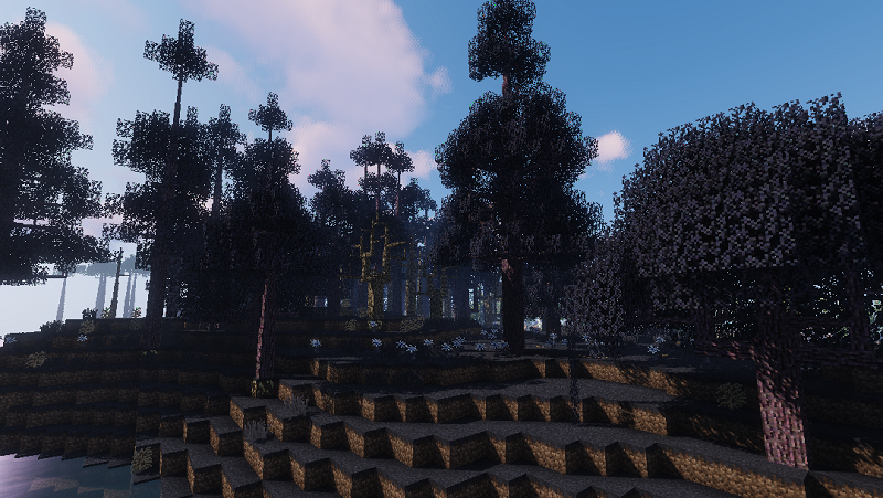 Dynamic Trees Biomes O Plenty Compat Mod Screenshots 15