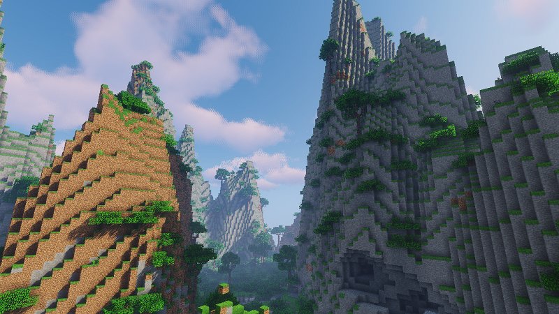 Dynamic Trees Biomes O Plenty Compat Mod Screenshots 16