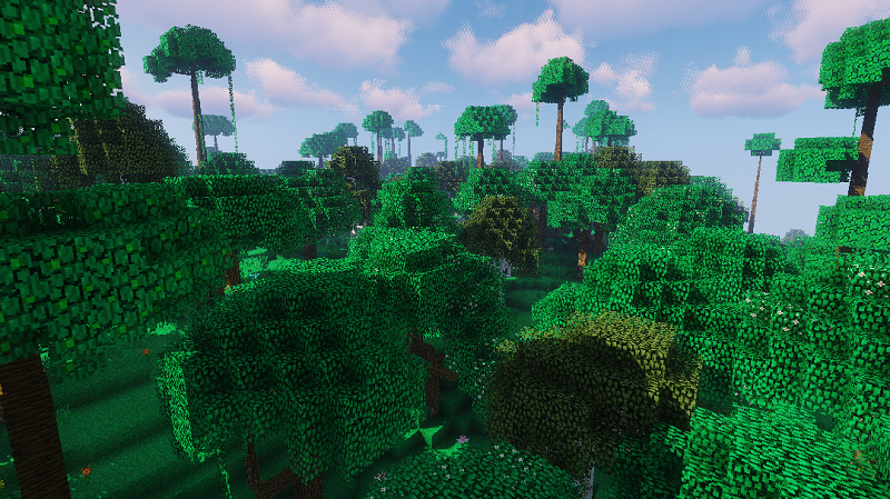 Dynamic Trees Biomes O Plenty Compat Mod Screenshots 18