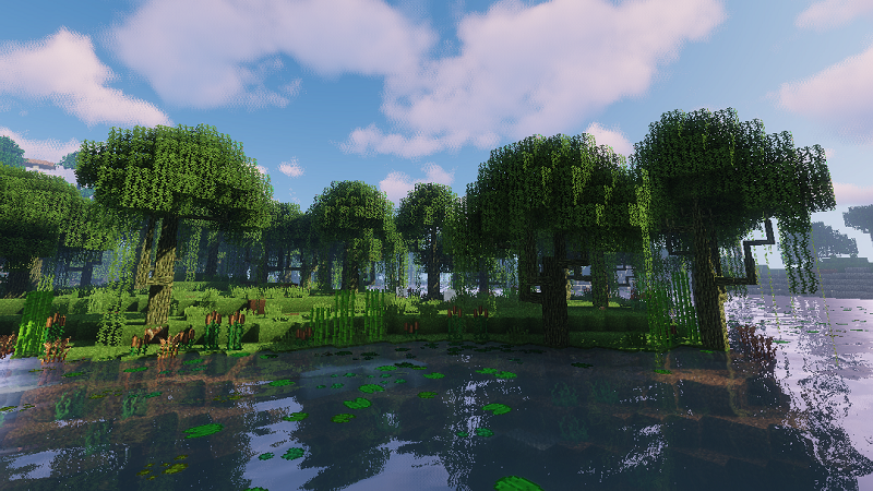 Dynamic Trees Biomes O Plenty Compat Mod Screenshots 2
