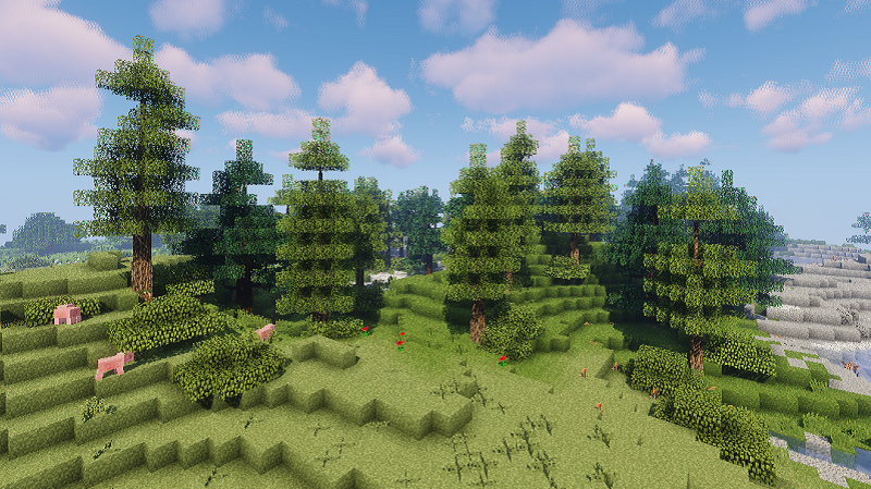 Dynamic Trees Biomes O Plenty Compat Mod Screenshots 20