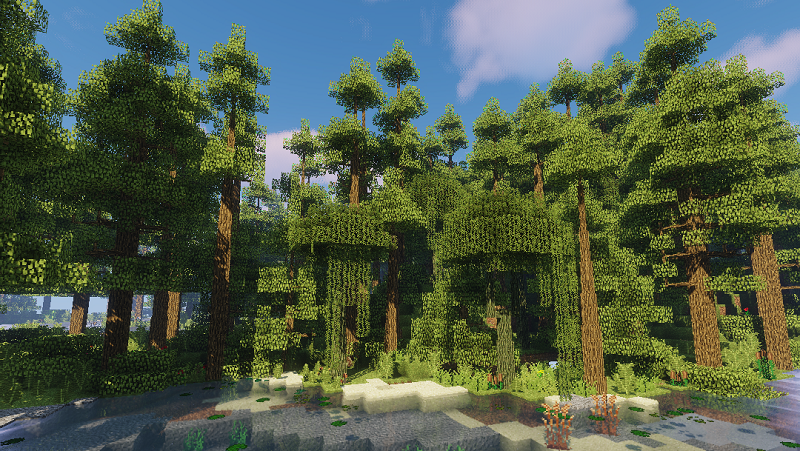 Dynamic Trees Biomes O Plenty Compat Mod Screenshots 21