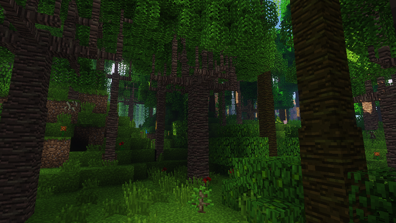Dynamic Trees Biomes O Plenty Compat Mod Screenshots 22