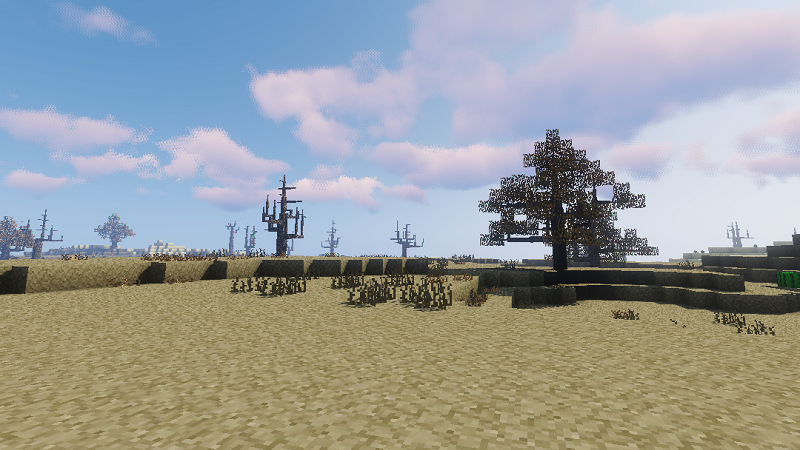 Dynamic Trees Biomes O Plenty Compat Mod Screenshots 23
