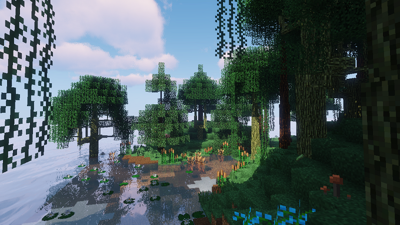 Dynamic Trees Biomes O Plenty Compat Mod Screenshots 24