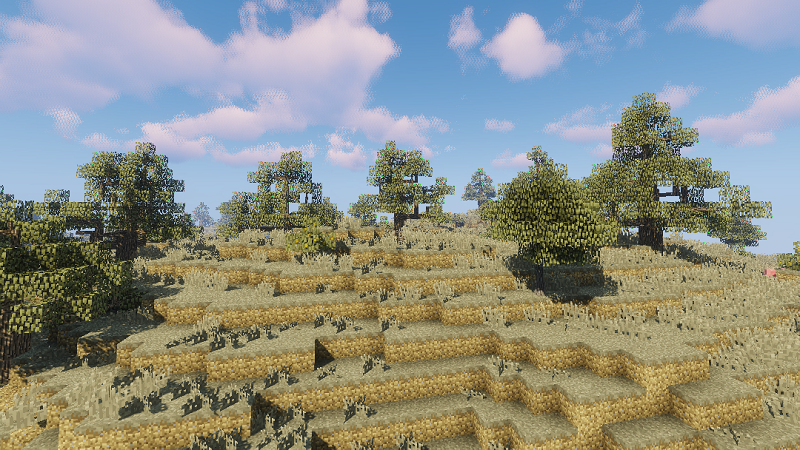 Dynamic Trees Biomes O Plenty Compat Mod Screenshots 3