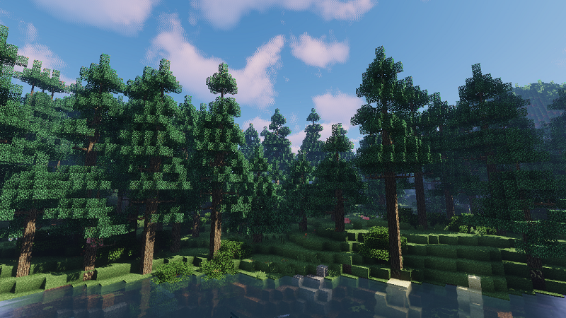 Dynamic Trees Biomes O Plenty Compat Mod Screenshots 5