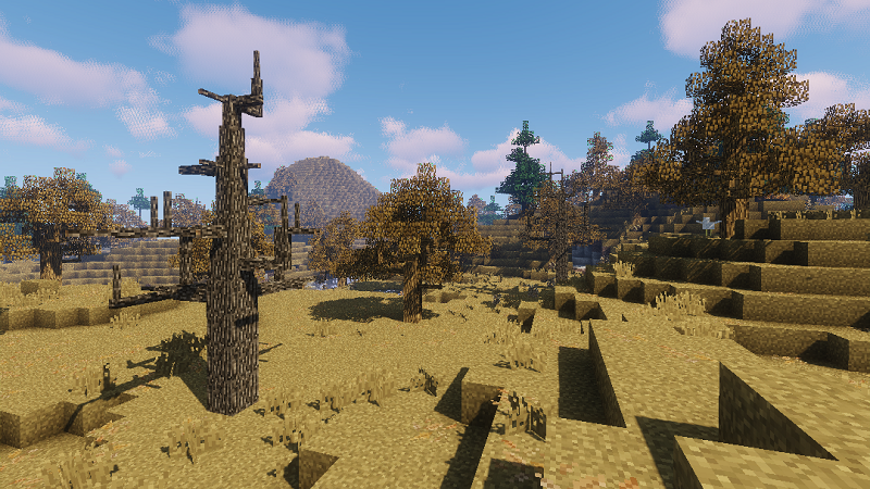 Dynamic Trees Biomes O Plenty Compat Mod Screenshots 6