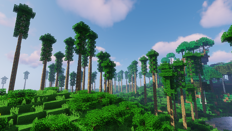 Dynamic Trees Biomes O Plenty Compat Mod Screenshots 7