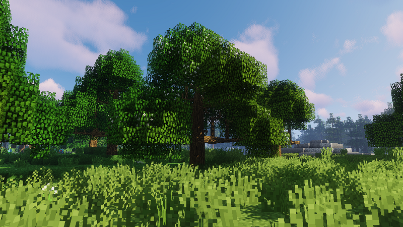 Dynamic Trees Biomes O Plenty Compat Mod Screenshots 9