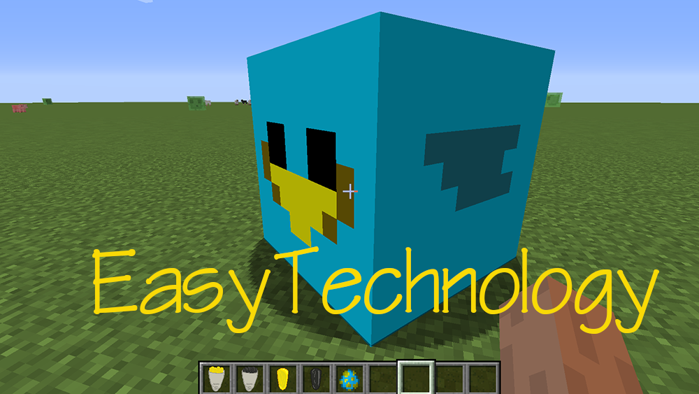 Easy Technology mod for minecraft