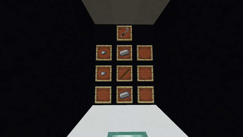 Elemental Blades mod for minecraft recipes 11