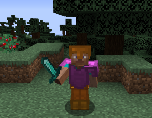 Enameled Armor mod for minecraft screenshots 02