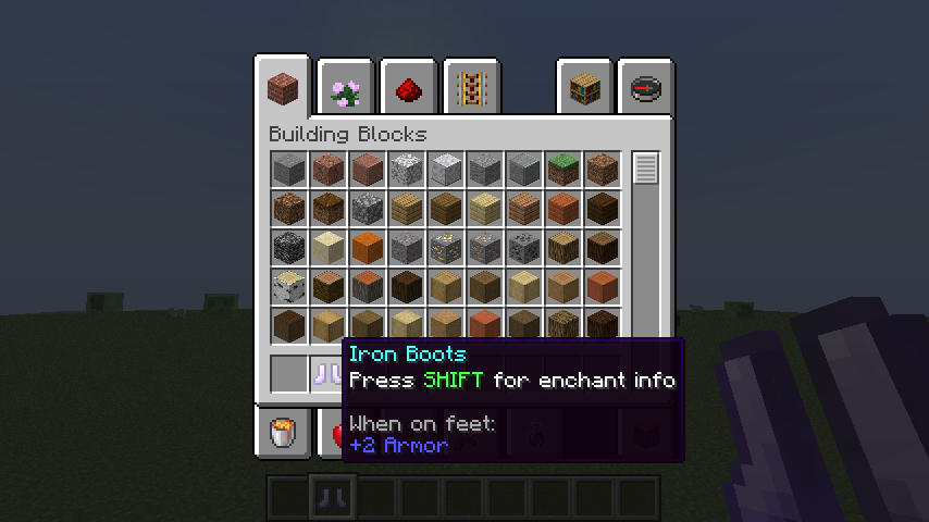 Enchanted ToolTips mod for minecraft screenshots 01