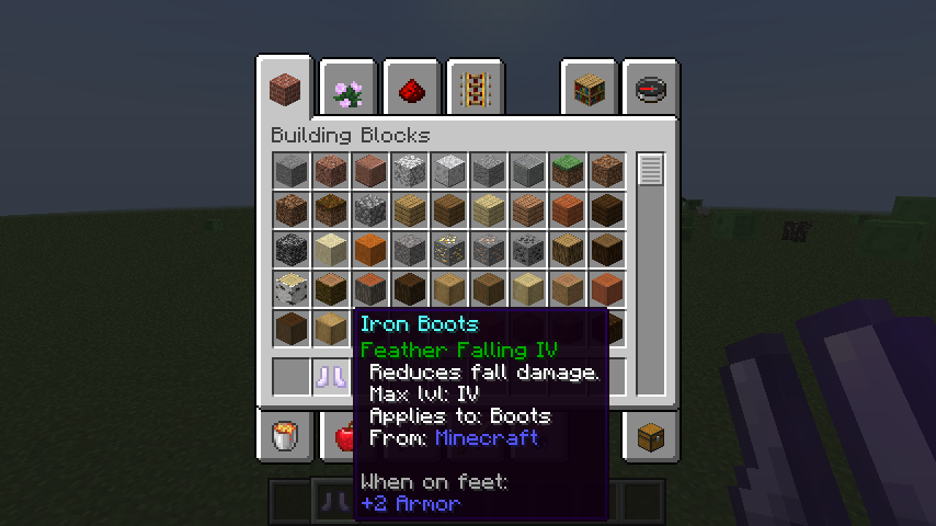 Enchanted ToolTips mod for minecraft screenshots 02