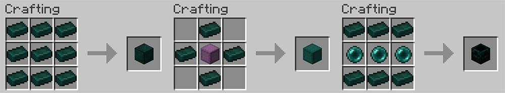 Enderite mod for minecraft recipes 03