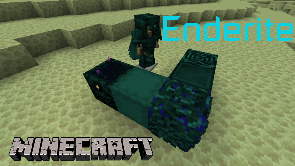 Enderite mod for minecraft