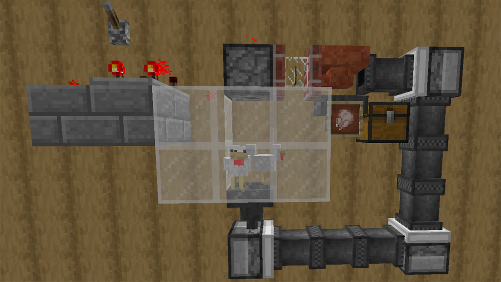 Essentials Mod - Expands automation and redstone in Minecraft