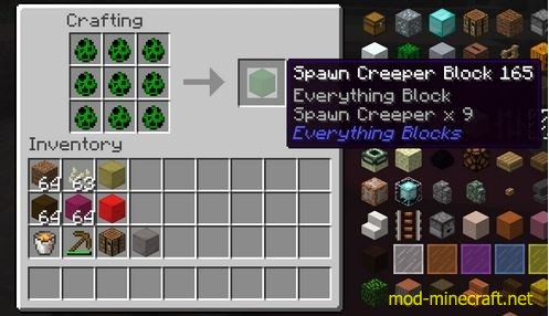 Everything Blocks Mod 4