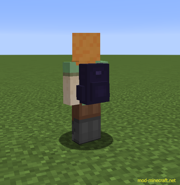 Expandable Backpacks Mod 4 [1.9.4] Expandable Backpacks Mod Download