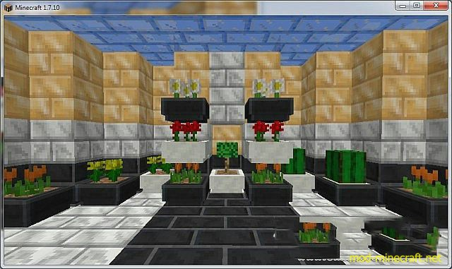 extended decorations mod 1 minecraft mods
