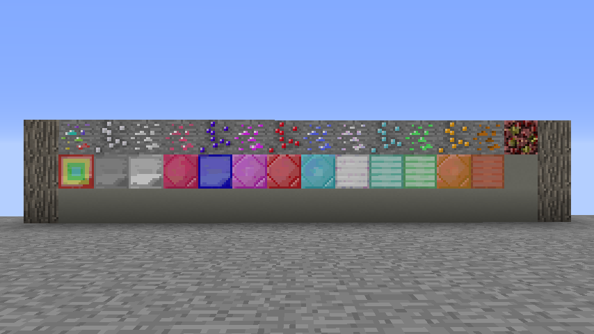 Extended Items and Ores mod for minecraft screenshots 04