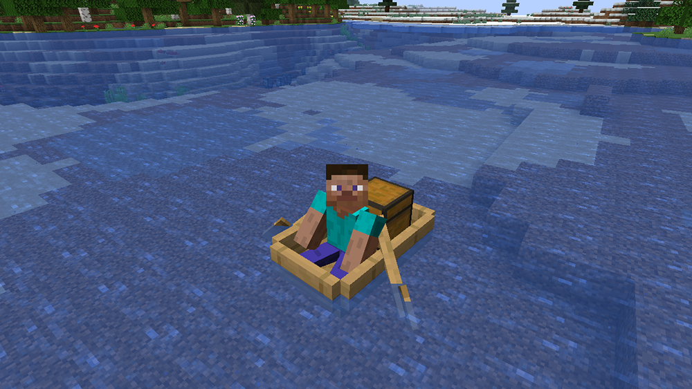 Extra Boats mod for minecraft screenshots 01