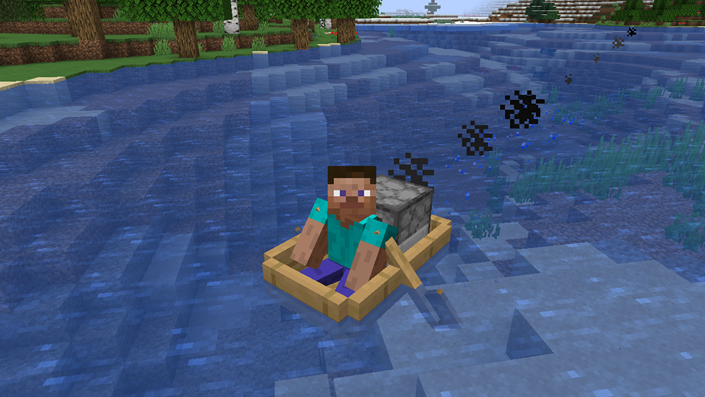 Extra Boats mod for minecraft screenshots 03