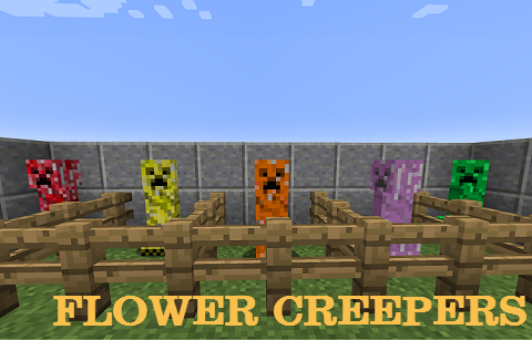 Flower Creepers Mod.png