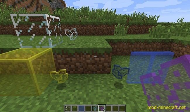 Glass Shards Mod 1 [1.9.4] Glass Shards Mod Download