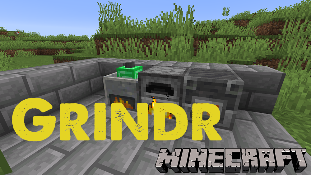 Grindr mod for minecraft