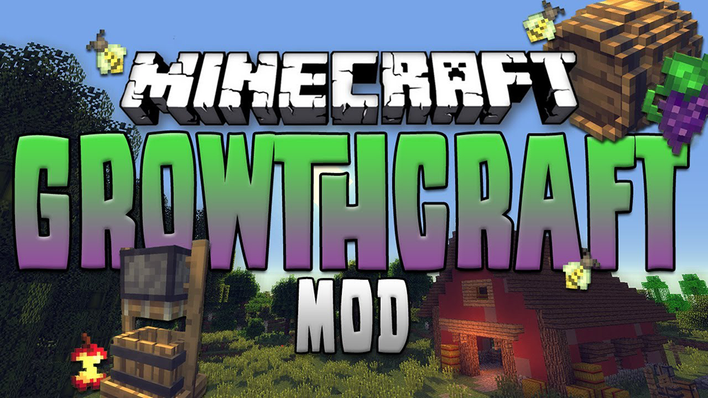 Growthcraft mod for minecraft