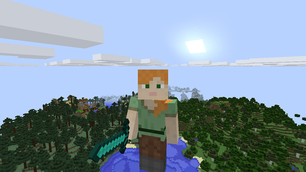 Gulliver Reborn mod for minecraft screenshots 02