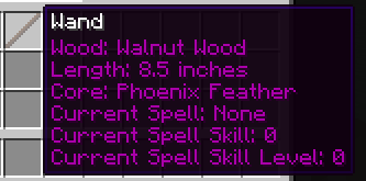 Harry Potter Spells Mod 4