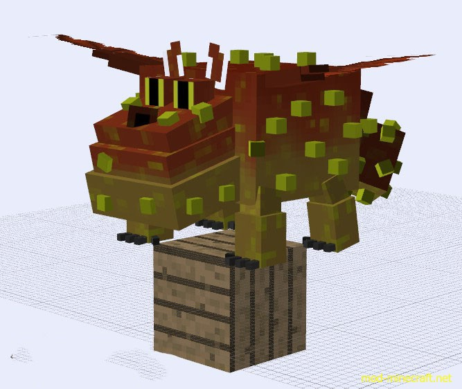 how to train your minecraft dragon mod 1710