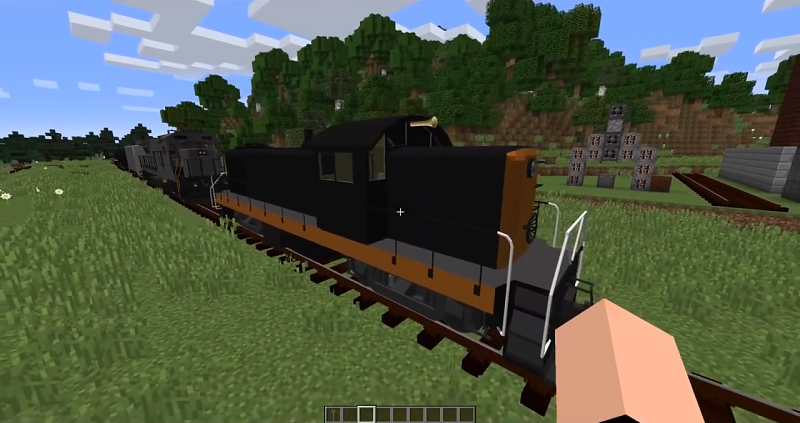 Immersive Railroading Mod Screenshots 2
