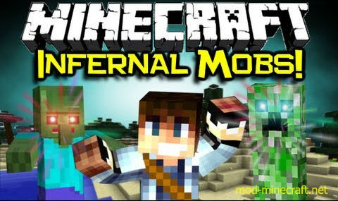 Infernal Mobs [1.8.8] Infernal Mobs Mod Download