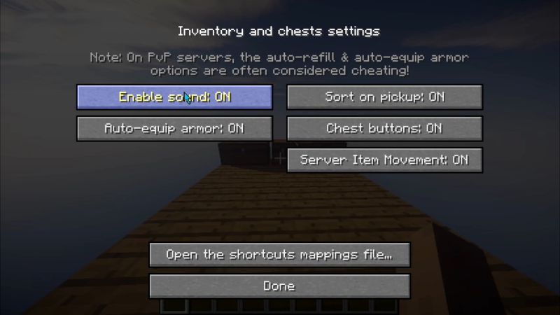 Inventory Tweaks Mod Screenshots 3