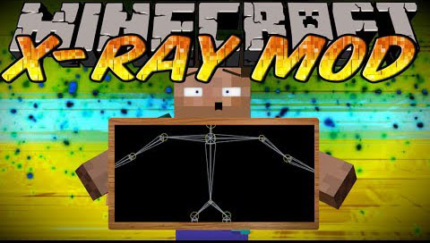 Overview uyjulian's x-ray mod mods projects minecraft.