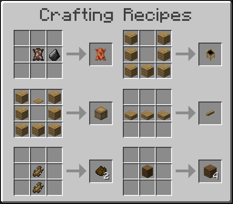 Leather Works Mod Recipes 14