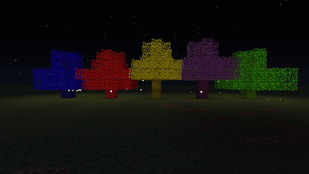 Light The Night mod for minecraft screenshots 01