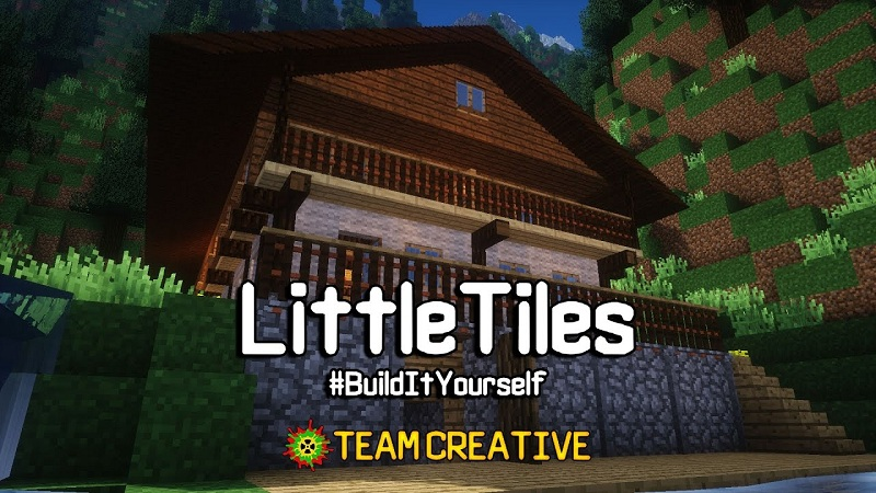 LittleTiles Mod [1.7.10] LittleTiles Mod Download