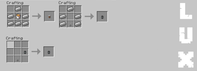 crafting guide mod
