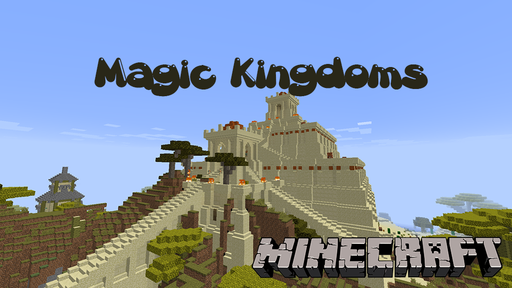 Magic Kingdoms mod for minecraft