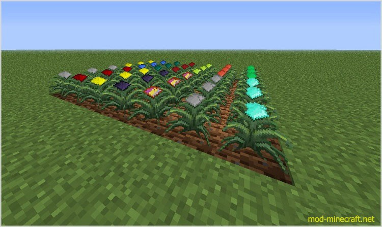 minecraft magical crops how to get essence seeds