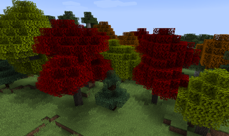 Maple Syrup mod for minecraft screenshots 01