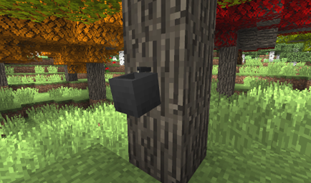 Maple Syrup mod for minecraft screenshots 02