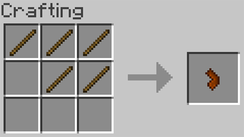 Matchlock Guns mod for minecraft recipes 01